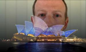 Facebook retalia governo australiano