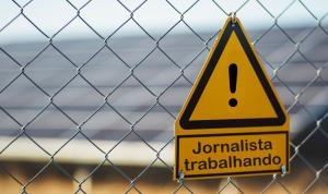 Rede de proteção a jornalistas em atividade